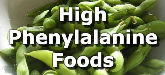 Top  Foods High In Tyrosine