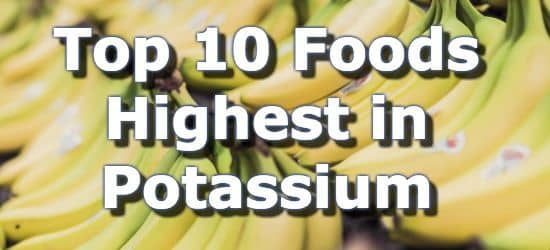 Natural Foods And Drinks To Get The Most Potassium
