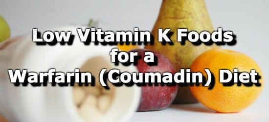 Foods That Interfere With Coumadin