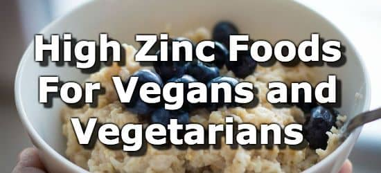 23 High Zinc Foods for...