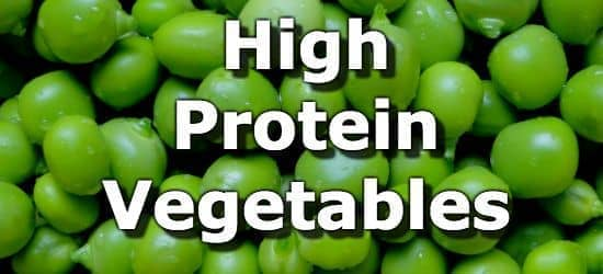 27 Vegetables Highest in Protein