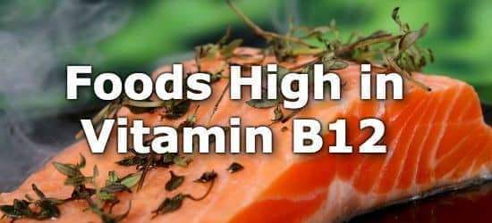 Top 10 Foods Highest in Vitamin B12 (Cobalamin)